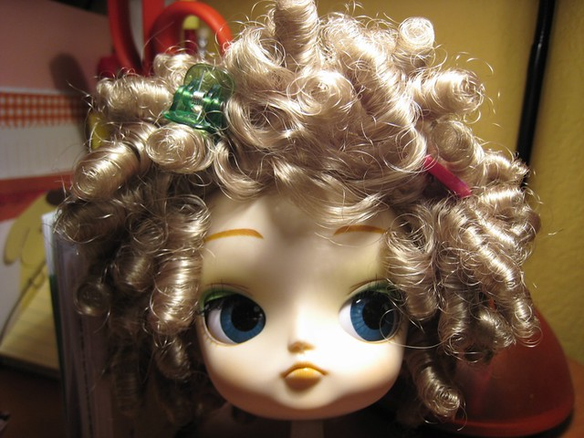Curly head | Flickr - Photo Sharing!