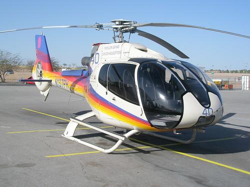 Eurocopter EC-130 - Boulder City, NV USA