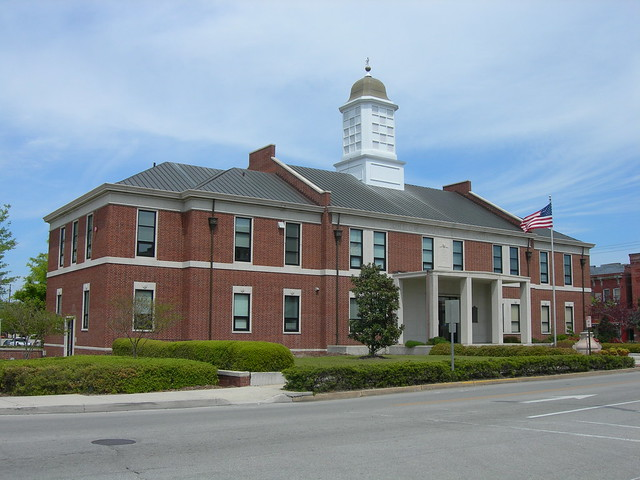 Onslow County Court House Jacksonville North Carolina Flickr Photo Sharing