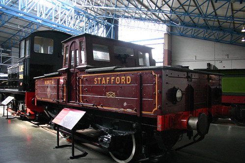 BEL1 4w Locomotive NRM-01