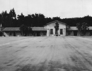 San Francisco, CAPresidio of San Francisco Officers' Club August 1934