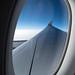 Erstflug des neuen Airbus A350 der Lufthansa