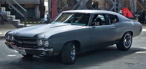 Fast and Furious 4 '70 Chevelle | Flickr - Photo Sharing!