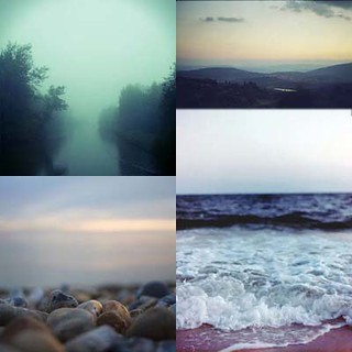 Ocean [Friday Flickr Photo Collage]