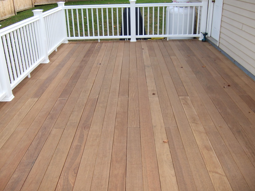 How To Stain Ipe Wood And Decks Advice And Tips For
