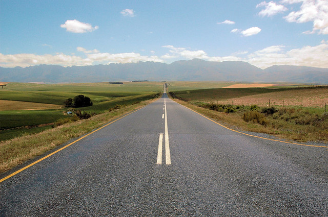 South African Roads