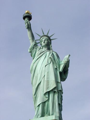 Statua Wolności, Nowy Jork, Loty do Nowego Jorku