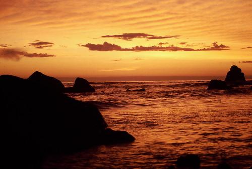 sunset red oregon