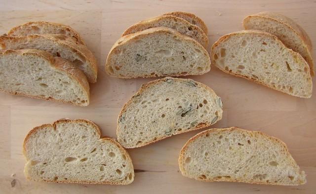 Tender Potato Breads - sliced | Flickr - Photo Sharing!
