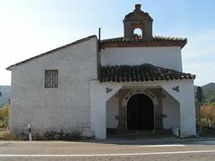 Ermita de la Virgen del Pilar.