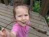 my ever curious Maya