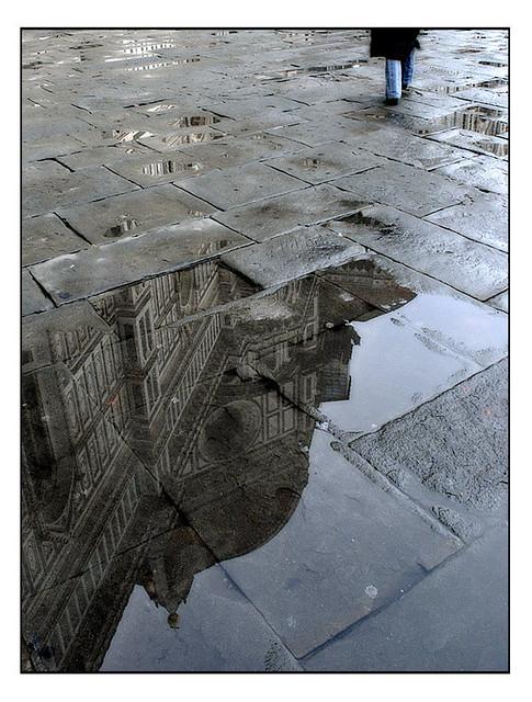 Reflejos del Duomo (Florencia)