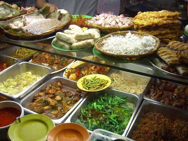Singapore Food Stall - Singapore