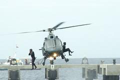 Coast Guard plunge