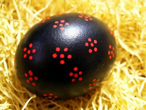 Easy Ukrainian Easter Eggs Designs