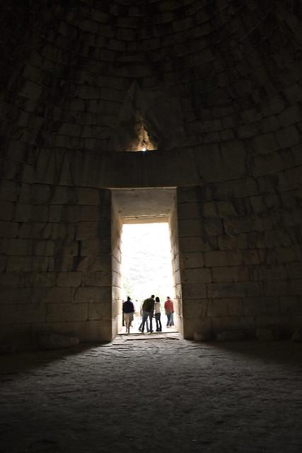 Mycenae Beehive Tomb