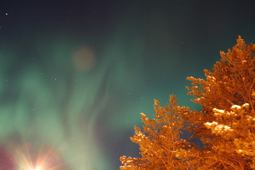northern lights, iii