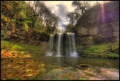 WATERFALLS - BRECON NATIONAL PARK