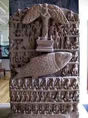 Vishnu fish avatar