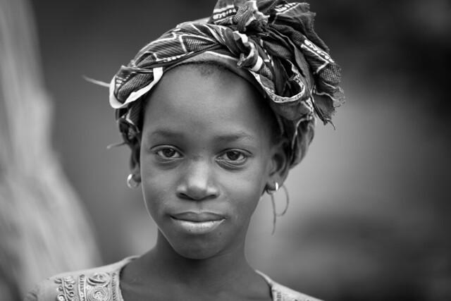Sénegal: sur les rives du fleuve Sénégal.
