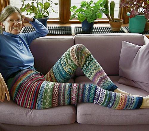 Knit Leggings 1 Flickr Photo Sharing