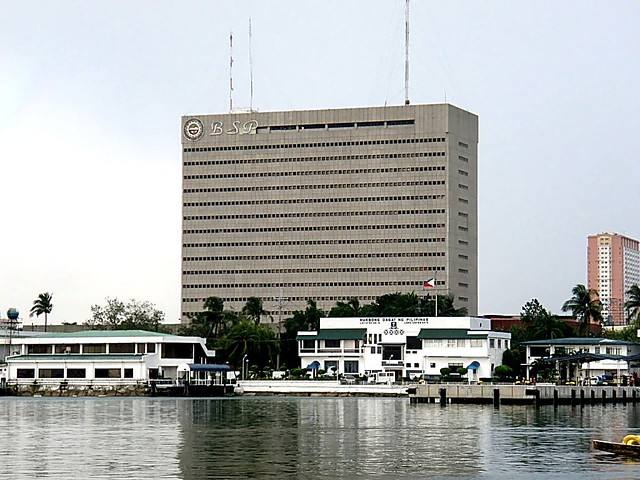 Central Bank Of The Philippines