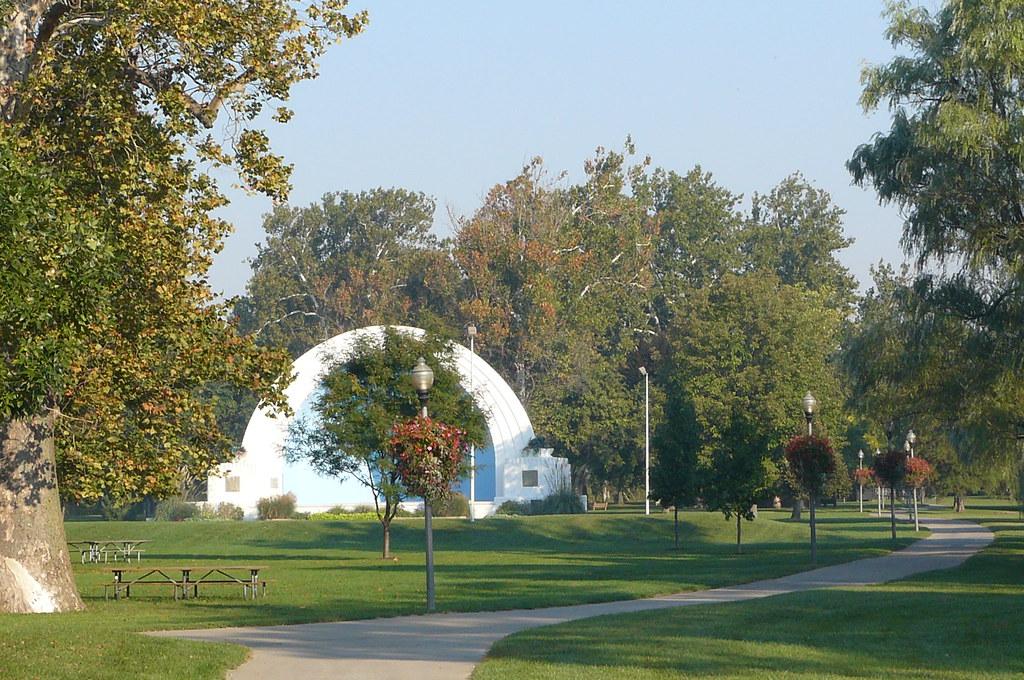 Dayton Ohio Island Park