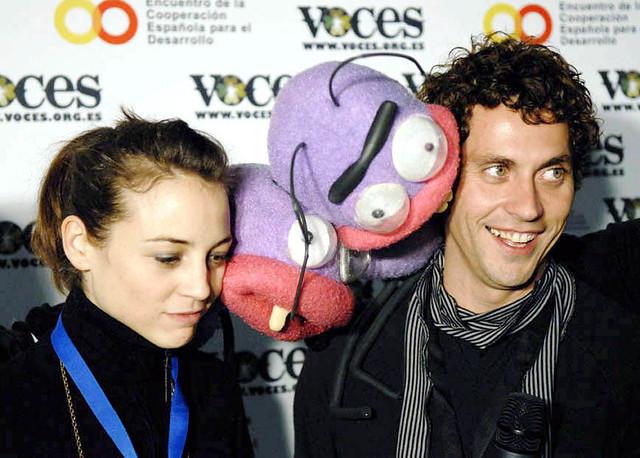 Leonor Watling y Paco León - Concierto VOCES - 2007