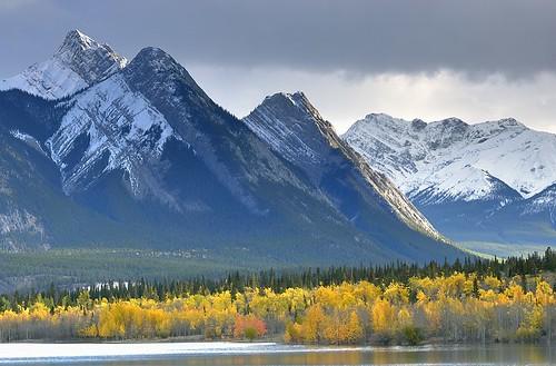 autumn canada fall canadianrockies canadianrockymountains