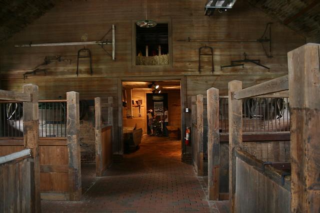 Horse Barn interior | Flickr - Photo Sharing!