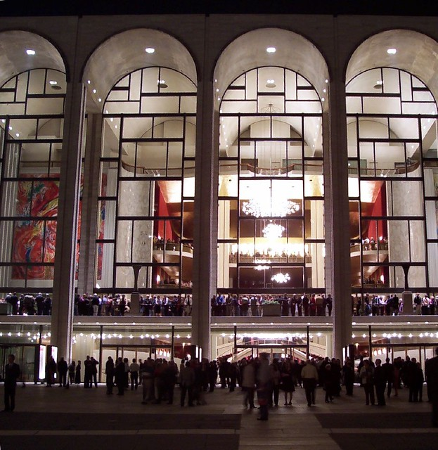 Metropolitan Opera, Lincoln Center, New York City - Flickr ...