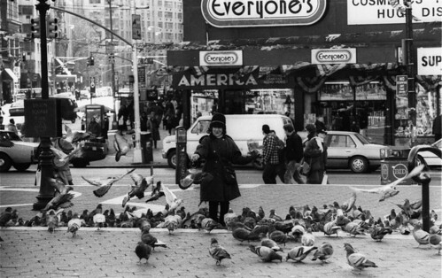 Union Square, NYC 1990