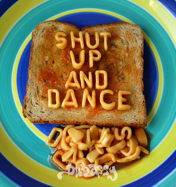 shut up and dance | Flickr - Photo Sharing!