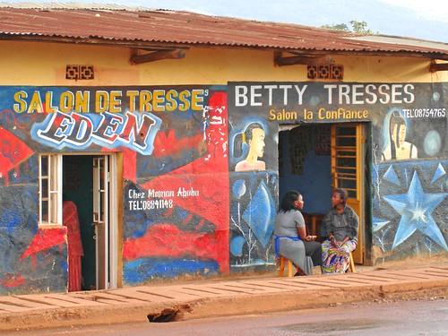 Betty's Tresses