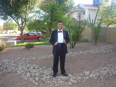 Andrew at the Prom