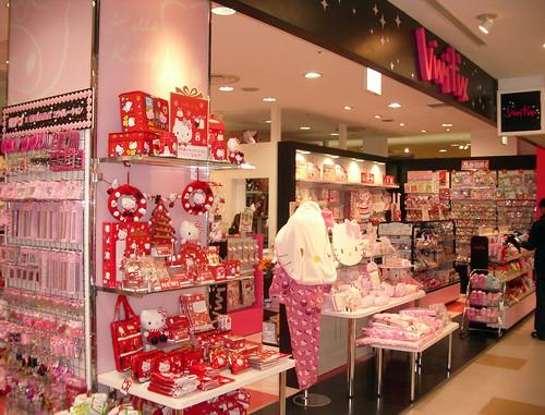 Photo:Vivitix - Hello Kitty Shop By:welovepandas