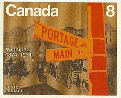 portage and main stamp