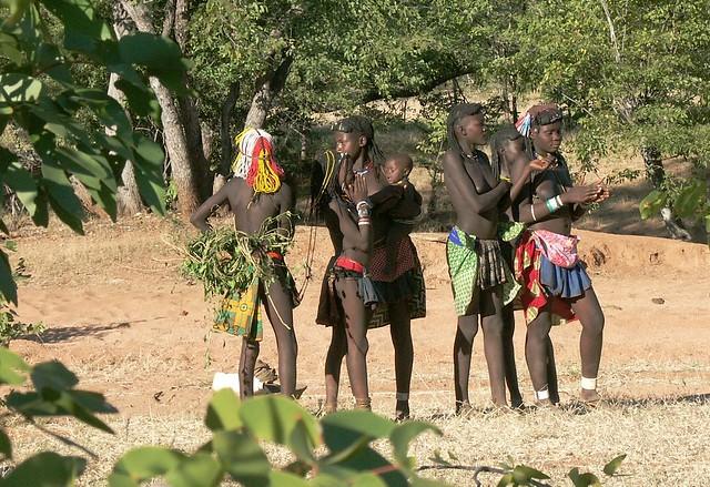 Rencontre angola