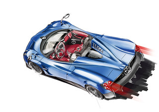 Huayra_Roadster_sketch_back (1)