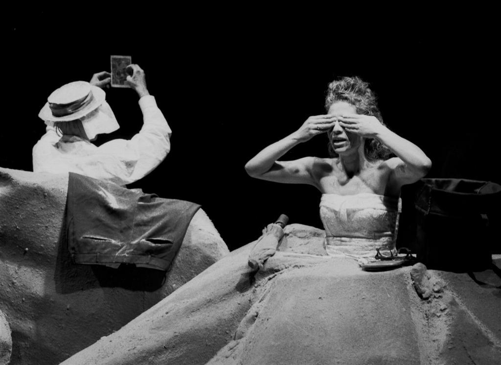 Los bellos dias de Samuel Beckett