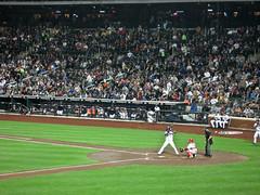 Jose Reyes at bat.