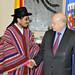 New Bolivian Permanent Representative Presents Credentials