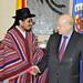New Bolivian Permanent Representative Presents Credentials