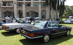 executive car(0.0), mercedes-benz 450sel 6.9(0.0), automobile(1.0), automotive exterior(1.0), vehicle(1.0), performance car(1.0), mercedes-benz r107 and c107(1.0), mercedes-benz(1.0), compact car(1.0), antique car(1.0), sedan(1.0), classic car(1.0), vintage car(1.0), land vehicle(1.0), luxury vehicle(1.0), convertible(1.0), sports car(1.0),