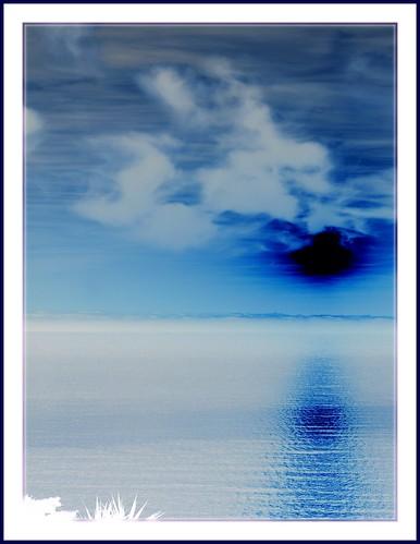 soleil noir by Claudie K