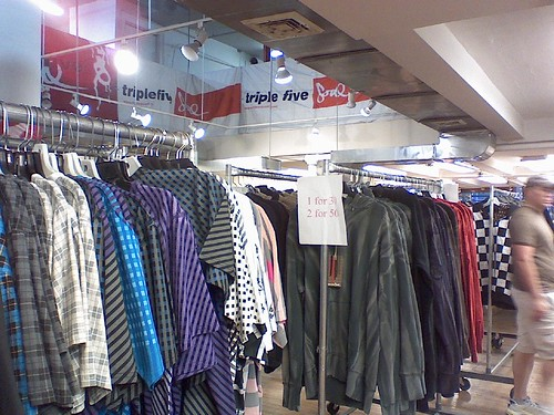 555Soul Sample Sale