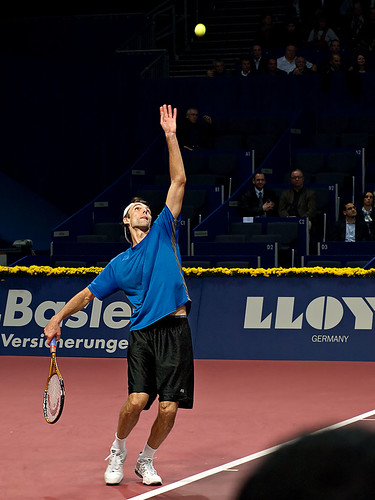 Swiss Indoors in Basel