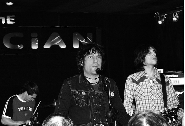 Jesse Malin at Musician in Leicester 29.10.07