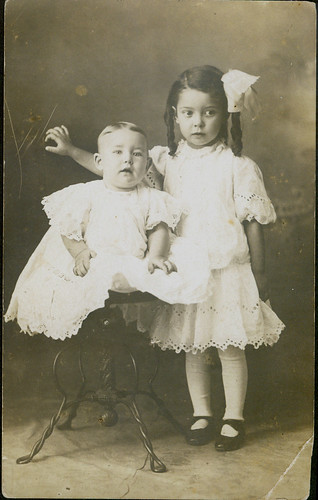 Claressa and Elmer Giles