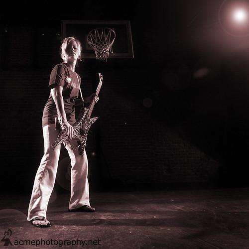 iJustine Ezarik - Rockstar Internet Celebrity Portrait - Phoenix, AZ